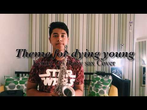 Theme for dying young - evandro41 Baby sax cover (kenny G)