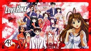 Love Hina Anime Review