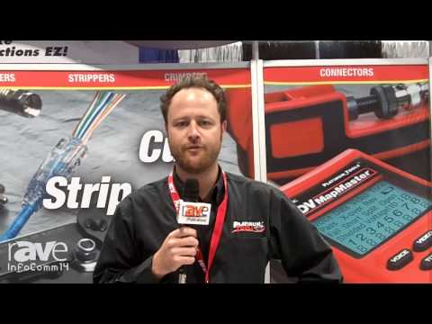 InfoComm 2014: Platinum Tools Shows Their EZ-RJ45 Connectors
