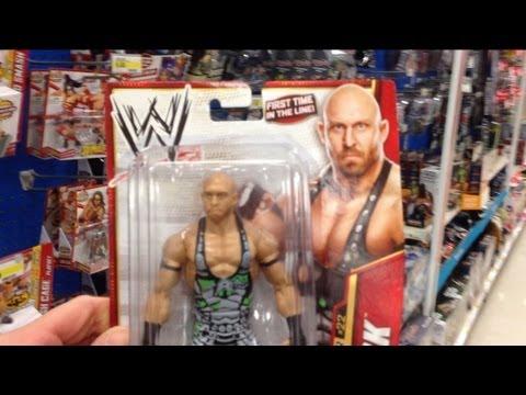 Wwe Action Insider Target Ryback Wrestling Figures Aisle
