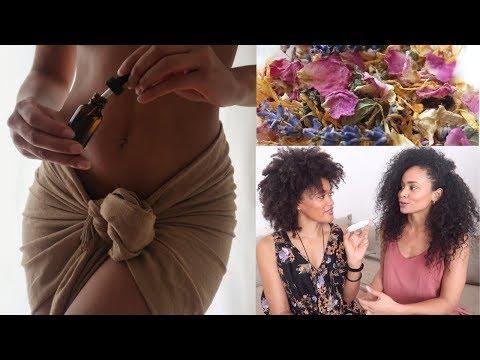 Holistische Intimpflege • Gynäkologische Gesundheit  / Secret Ceres (ft. Mallence)