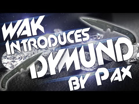 Introducing WAK Dymund / A Multi COD Montage By Pax