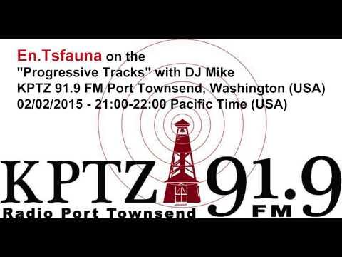 En.Tsfauna First Time in USA Radio-Schizophrenia(02/02/2015)