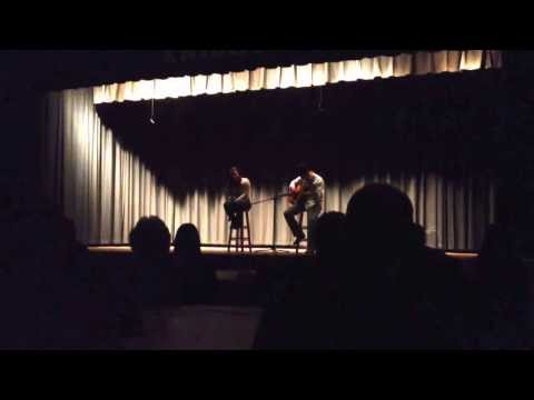 """Simple Man"" at Macon East Academy Cabaret - 12/14/2013"