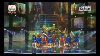 Cambodia's Got Talent Season 2   Live Semi Final   Week 2 - THE KING