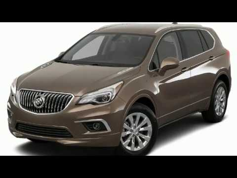 2018 Buick Envision Video