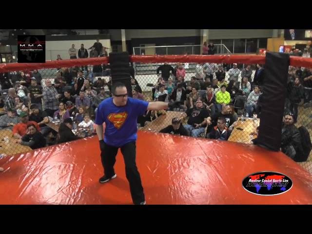Exiled MMA Fight # 16