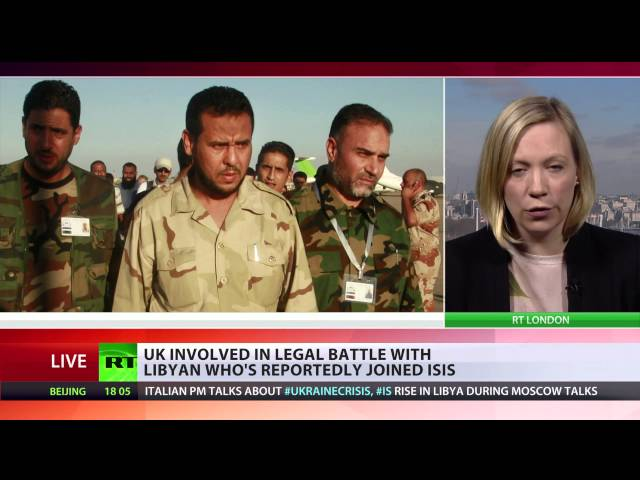 The Secret Life of Libyan Commander: Buddy of the West, ISIS fighter, sues UK for torture