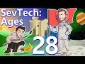 SevTech: Ages w/ CaptainSparklez: EP 28 - WE WERENT PREPARED (ENOUGH)