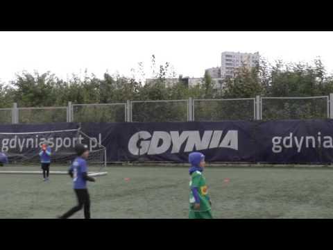 Jaguar II Gdańsk - AP KP Gdynia 5:3 Cały Mecz (09.10.2016)