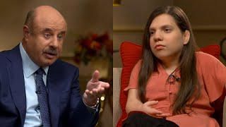 Ukrainian Orphan Claims She Was 8 When She Was Living On Her Own – Dr. Phil Questions Her Claim