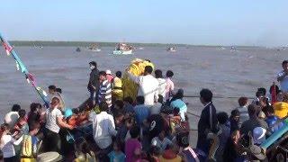 Du lịch Miền Tây: Lễ Nghinh Ông ở Làng cá Kinh Ba - Trần Đề (Sóc Trăng)