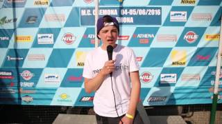 Campionato Italiano Quadcross FMI 2016: Mattia Ioli