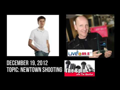 Talking Newtown Shooting & Gun Control on Thailand Radio