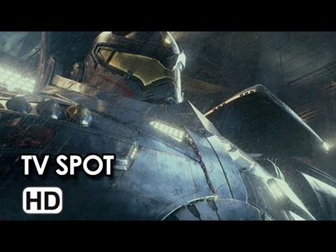 Pacific Rim TV Spot #1 2013 -  Charlie Hunnam. Idris Elba. Ron Perlman  Movie HD