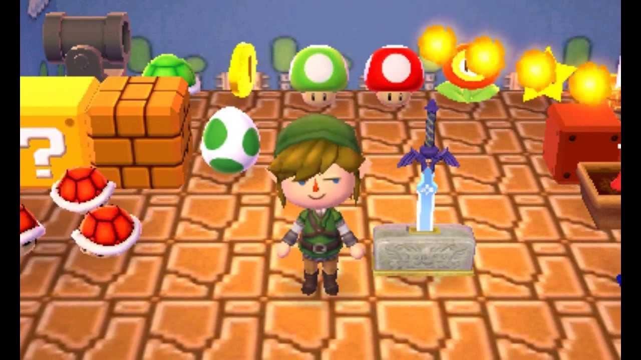 Animal Crossing New Leaf Halloween Costumes images