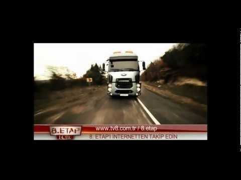 Ford Cargo 1846t Lansman İzmir 2013 - 8. ETAP