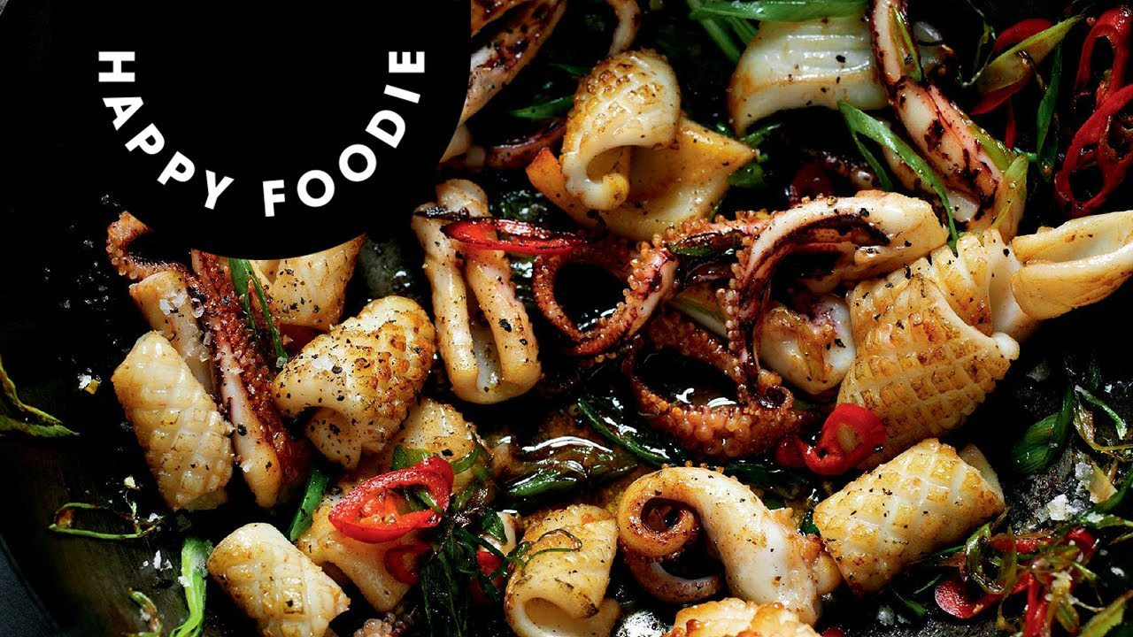 How to Clean and Prepare a Squid to Make Calamari forecasting
