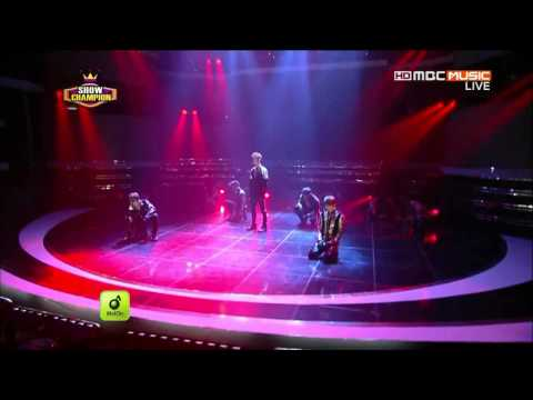 [ENG SUB] 130313 Show Champion: BAP Cuts & Performance