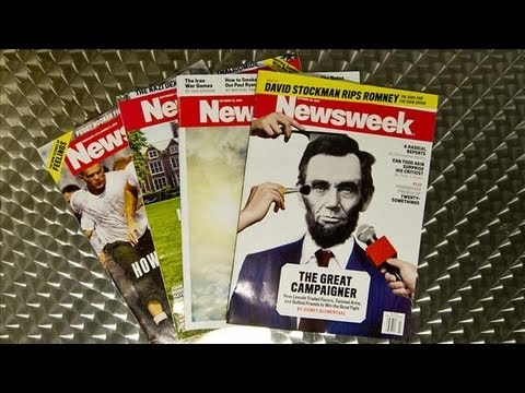 Newsweek to End Print Edition