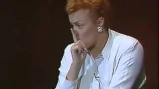 Muriel Robin - La lettre (Ne me quitte pas)