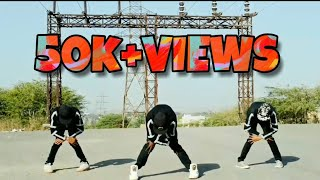 Robotics dance | Dance +3 | Bollywood mix | ldka aakh maare | by Devil Dance Crew |