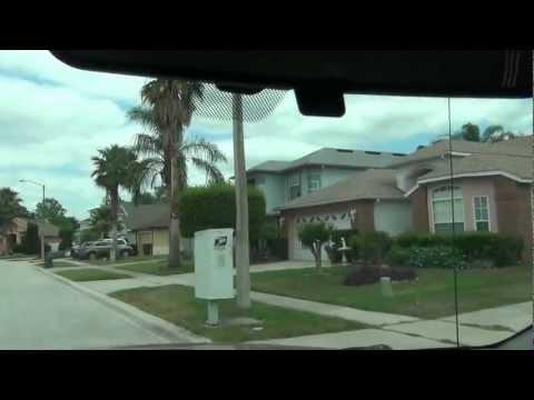 № 2280 США Обзор ДОМА красивый район Орландо Флорида