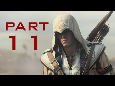 Assassin's Creed 3 Story - He Had Gay Sex And Pooped On This Guy! Part 11! video