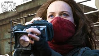 MORTAL ENGINES | First trailer for Peter Jackson New Epic Saga - FilmIsNow