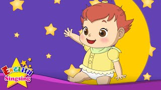 Twinkle Twinkle Little Star - Nursery Rhymes - English Song For Kids - mother goose rhyme