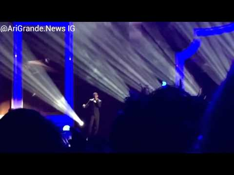 Ariana Grande Big Sean Best Mistake Grammy Xmas