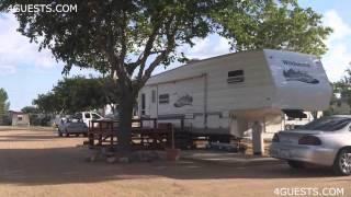 Choosing a site - Kissimmee KOA Campground in Orlando, FL