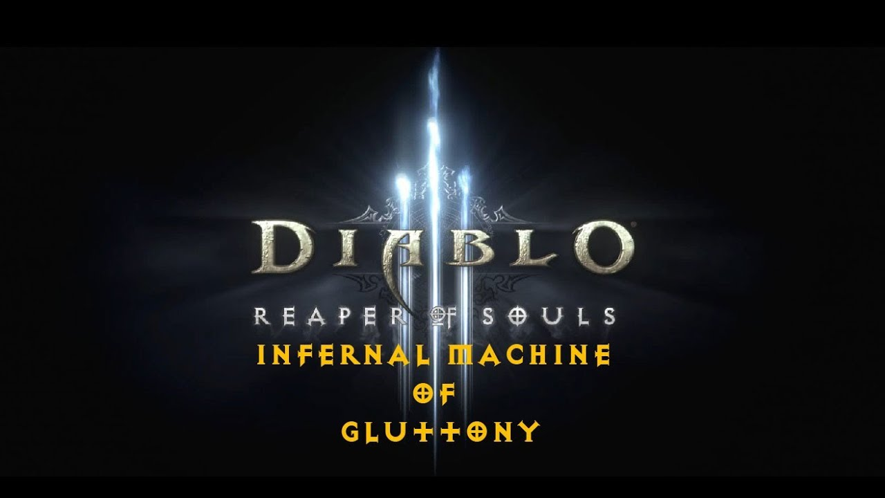 machine of gluttony