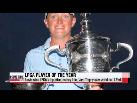 Stacy Lewis, Lydia Ko, Park Inbee are brightest stars of 2014 LPGA season   골프: