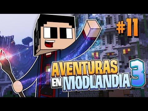 Minecraft: Aventuras en Modlandia 3 Ep. 11