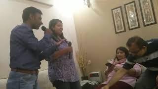 Chehra kya dekhte ho....  : ( rehearsal time )   Sunil saraswat, Dr Vimal