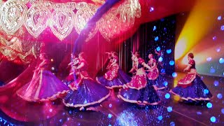 Ram-Leela, Indian Dance Group Mayuri, making of costumes