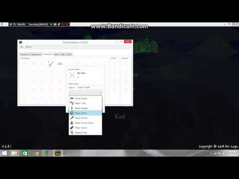 terraria inventory editor glitch