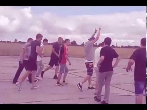 2014-07-13 Драг Калинівка. Вовки проти машин. Тренування поразки