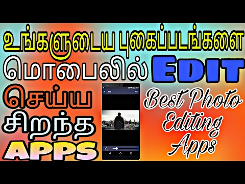 TOP Best Photo Editing Apps for Android 2017!  Awesome Apps#5 | Fun With Raja |