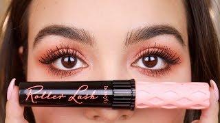 Benefit Roller Lash Mascara Review + Demo!