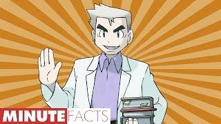 Professor Oak | MinuteFacts: Pokemon