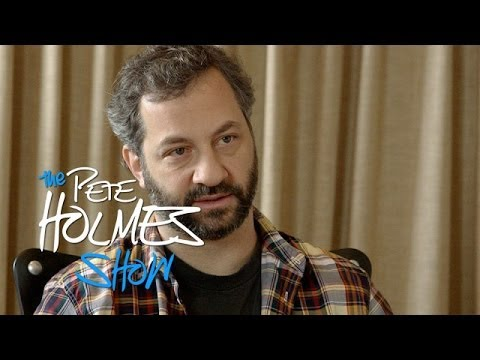 Pete Pitches Judd Apatow