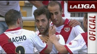 Resumen de Rayo Vallecano (3-0) Elche CF - HD - Highlights