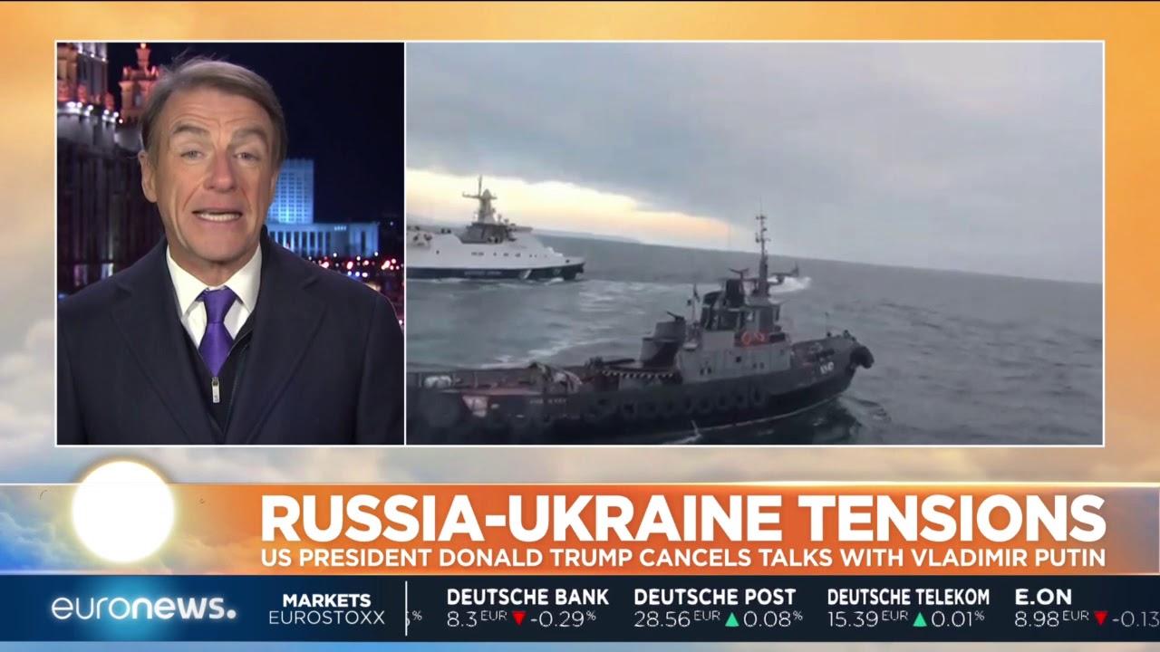 Russia-Ukraine Tensions: Trump cancels talks with Putin | #GME