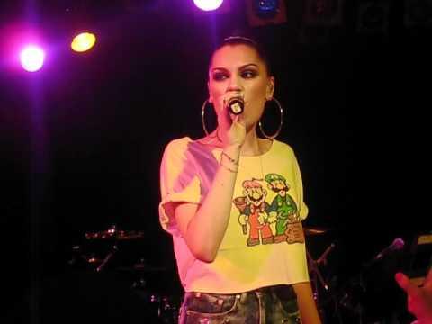 Jessie J - Do It Like A Dude - The Roxy Theatre - Los Angeles