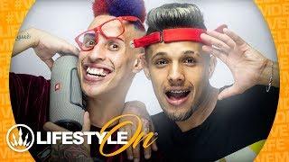 MC RF3 e MC Modelo - Tu Tem Toda Razão (Web Lyric) Lifestyle ON