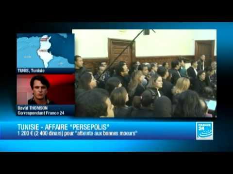 France 24 - Affaire Persepolis