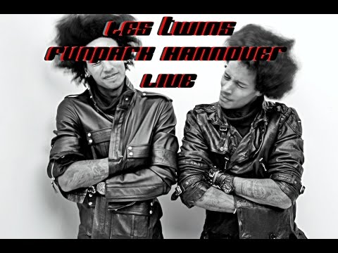 Les Twins - Funpark Hannover Live video