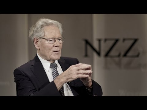 Hans Küng   Für eine bessere Welt (NZZ Standpunkte 2013)